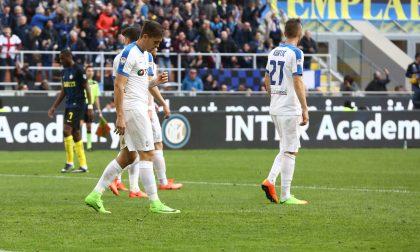 Atalanta battuta 7-1, una domenica da dimenticare