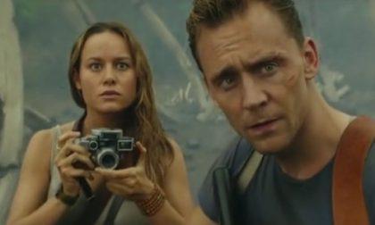 Il film da vedere nel weekend Kong: Skull Island, un'icona
