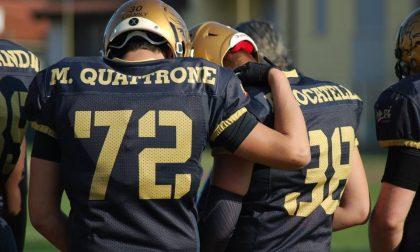 Il nuovo ruggito dei Lions Bergamo Il football vero, altro che l'America