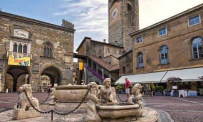 Tour delle fontane di Città Alta