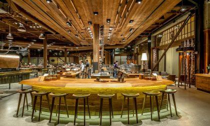 Come sarà il primo Starbucks che aprirà nel 2018 a Milano