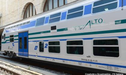 Pendolari, quattro nuovi treni Vivalto Costano dieci milioni di euro l'uno