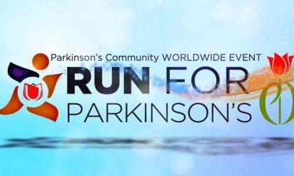 Oggi si corre contro il Parkinson