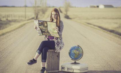 Sei dritte per trasferirsi all'estero