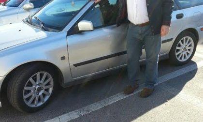 Si compra la Volvo di Bossetti per il suo 66esimo compleanno