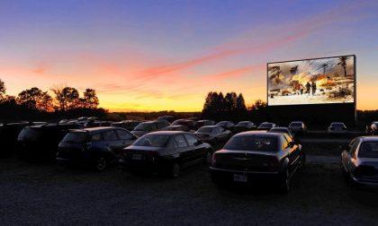Tutti al cinema ma seduti in auto Albino, americanata da Happy Days