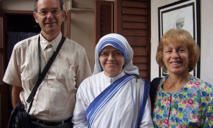 Da Gandino all'India, trent'anni sulle orme di Madre Teresa