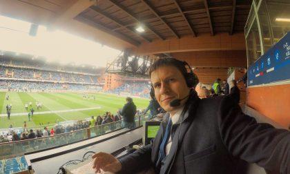 Il telecronista di Juventus Channel e la presunta aggressione subita