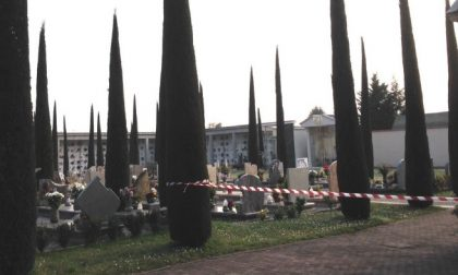Il cimitero di Osio Sopra è pieno