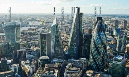 Sematic sale sugli ascensori nel cuore della City di Londra