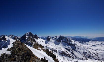 Il bello di una salita al Monte Aga