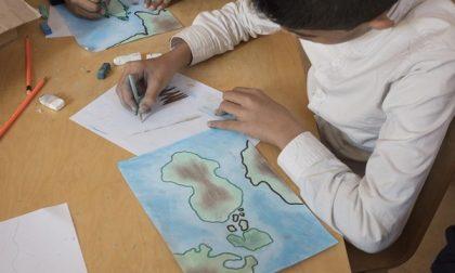 Le isole fantastiche di Matteo Rubbi L'artista di Seriate amato nel mondo