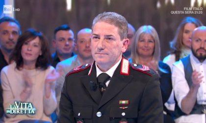 Un angelo vestito da carabiniere Ha salvato tre vite in quattro anni