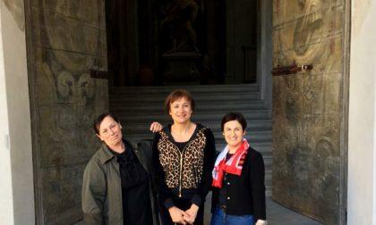 Luxuria s'infatua di Palazzo Visconti dopo la visita a sorpresa a Brignano