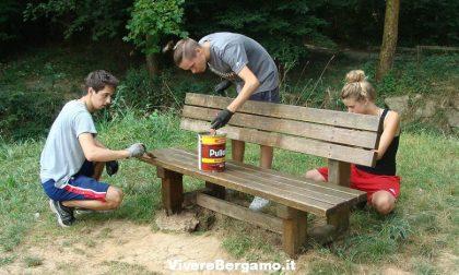 I giovani si prendono cura della città Il volontariato estivo Bg+ in un video