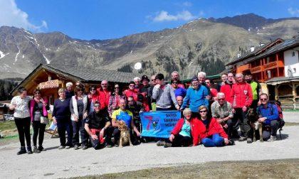 SAS, cioè gli alpini di Seriate Da 70 anni sempre più in vetta