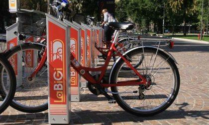 BiGi e MoBike si uniscono: da 100 a 350 bici, 60 le postazioni in città (fisse e mobili)