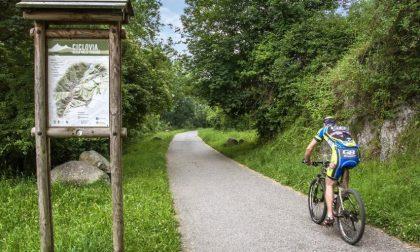 """Ciclovia """"Valle Seriana"""", concluso lo studio di riqualificazione del tracciato"""