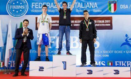 Gli assi italiani della kick boxing sono etichettati made in Bergamo