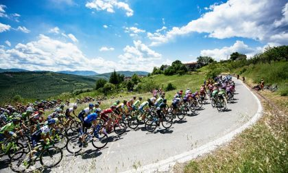 Un Giro sotto il segno di Bergamo