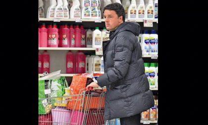 Pensieri segreti di una commessa Il marito stordito al supermercato