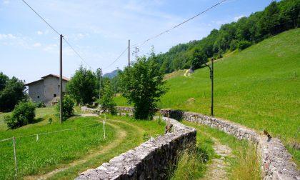 Un suggestivo viaggio nel passato lungo l'orobica Via Mercatorum
