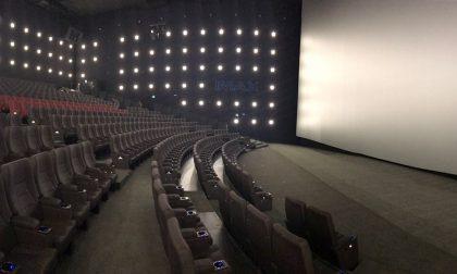 Dentro alla nuova sala IMAX Laser Il meglio del cinema all'Uci di Orio