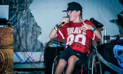 Cris Brave, diversamente rapper