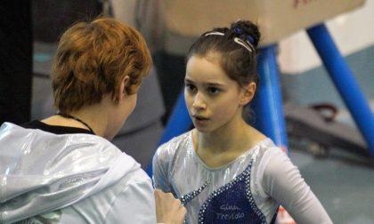 Irene e Simone, amore e ginnastica