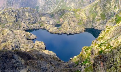 Al Lago Gelt, il cuore delle Orobie