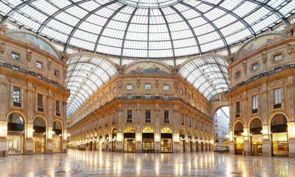 Beneficenza chic in Galleria dove il lusso splende da 150 anni
