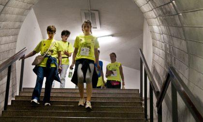 Millegradini, si scende e si sale Camminata tra sport e cultura