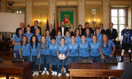È nato l'Atalanta-Mozzanica CFD Pure le ragazze puntano l'Europa