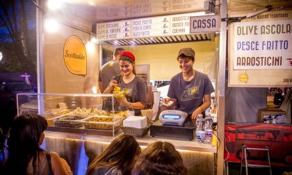 Furgoncini gourmet da tutta Italia Lo street food ritorna in fabbrica