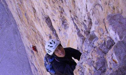 Alessandra, vita sempre in vetta Ha scalato tutti i 4mila delle Alpi