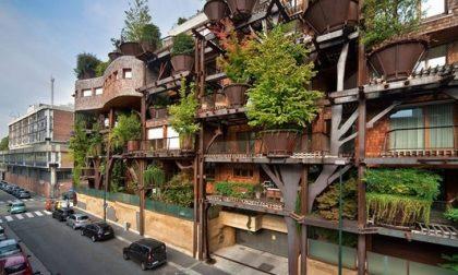 Dal Bosco Verticale a Torino Se le piante si riprendono gli edifici