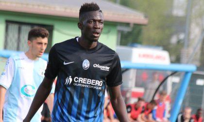 Atalanta, quattro gol all'Alessandria Applausi per il giovane Barrow