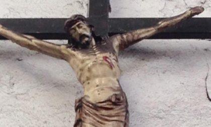 La storia del Cristo del Quater che veglia sugli operai alla Dalmine