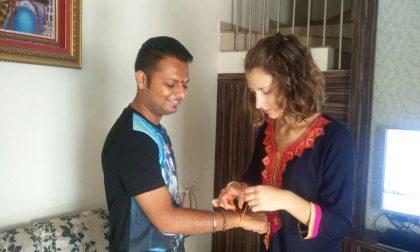 Sara, diciassette anni da Gandino La quarta liceo comincia... in India