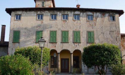 Osio Sopra, villa Andreani rinasce con il tesoretto da 300mila euro
