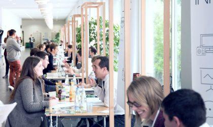 Colloquio di lavoro con l'aperitivo Dalmine, speed date con le aziende
