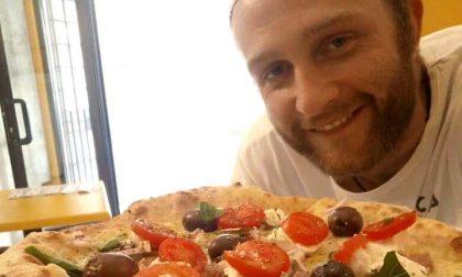 Cristian, dal mondo a Nembro con la pizza sempre nel cuore