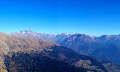 Val Sanguigno, perfetta d'autunno
