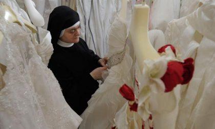 L'abito da sposa te lo regalano... le suore del convento di Santa Rita!