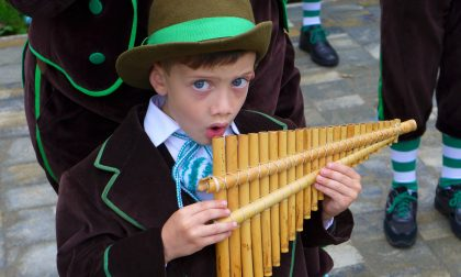 Bottanuco, 150 anni con i Sifoi Il flauto di Pan entra nella storia