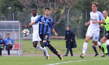 L'Atalanta Primavera piega l'Inter con l'uno-due di Melegoni e Barrow
