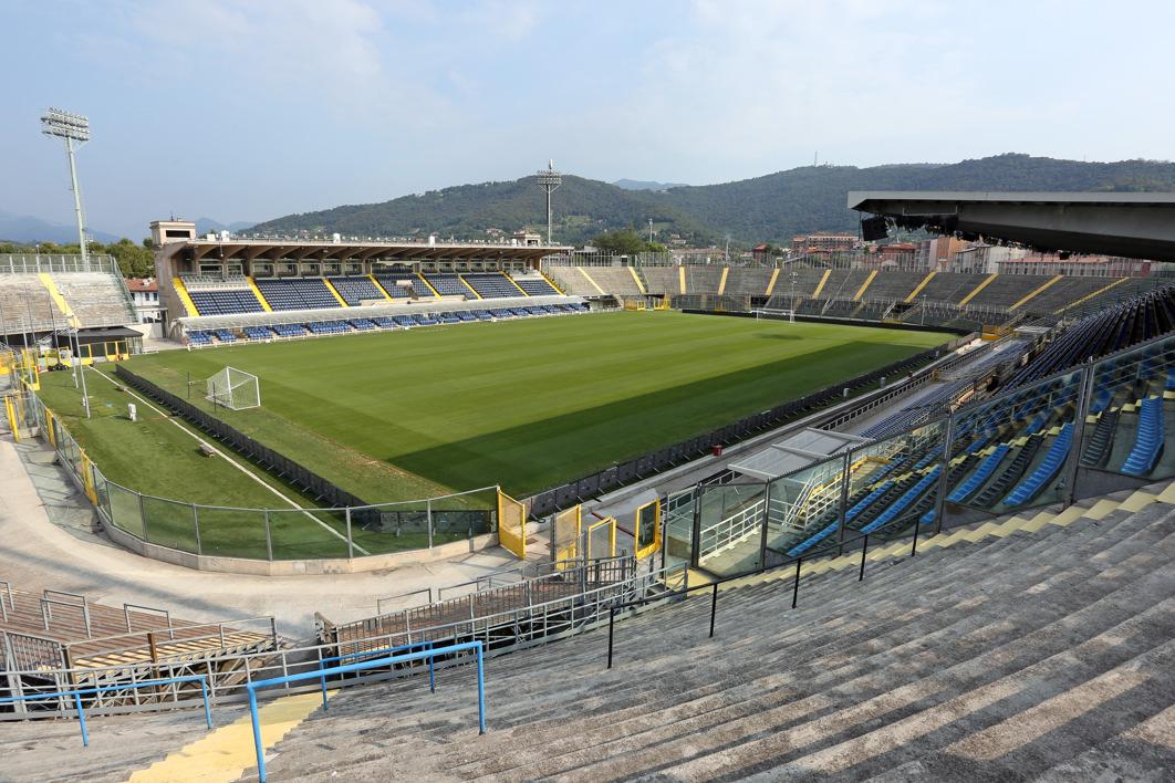 L'Atalanta è proprietaria dello stadio di Bergamo - Prima..