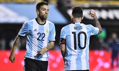 Di Maria, Messi e... il Papu Un orgoglio tutto nerazzurro