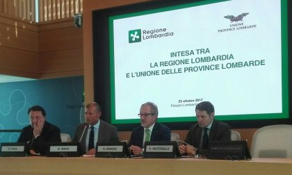 C'è l'intesa tra Regione e Province A Bergamo finanziati diversi servizi