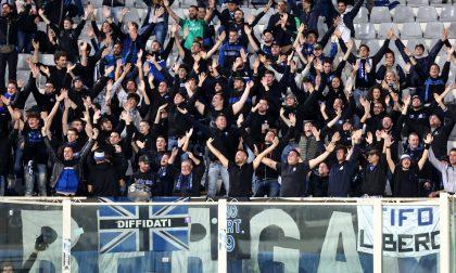 Ben 1.600 nerazzurri con Gasp nel ritorno del mister a Genova
